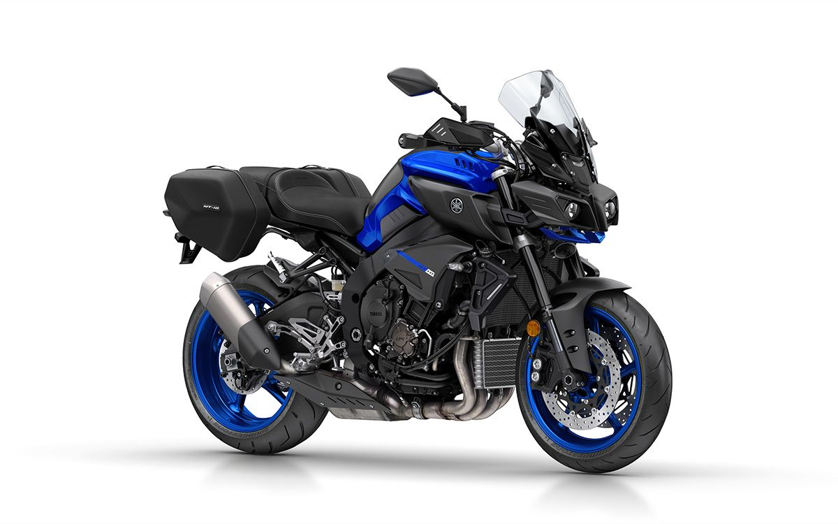 New 2021 Yamaha MT-10 Matte Raven Black 003763