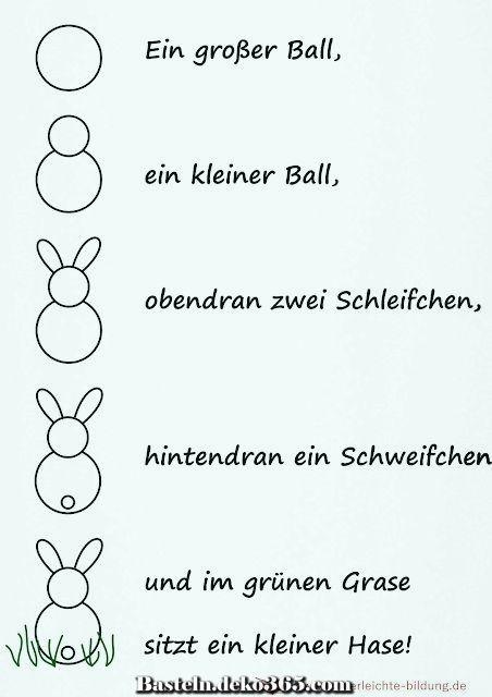Legendär Malreim zu Ostern