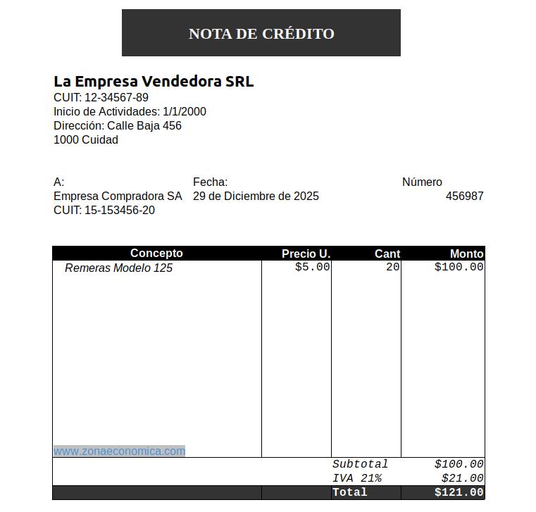Google Image Result For Https Amp Zonaeconomica Com Files Ejemplo Nota De Credito Png En 2020 Nota Fila Cosas De Boda