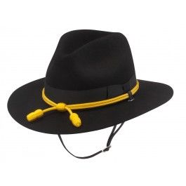 341977fbdc72b Cavalry Hat by Milano Hat Company - Made in the USA - Visit Cavhooah.com  for more great Cavalry products