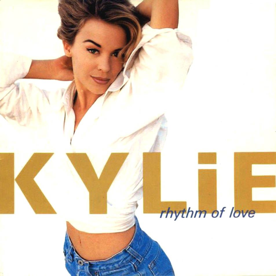 Kylie Minogue - Rhythm Of Love (album). PWL Record 1990. HF18