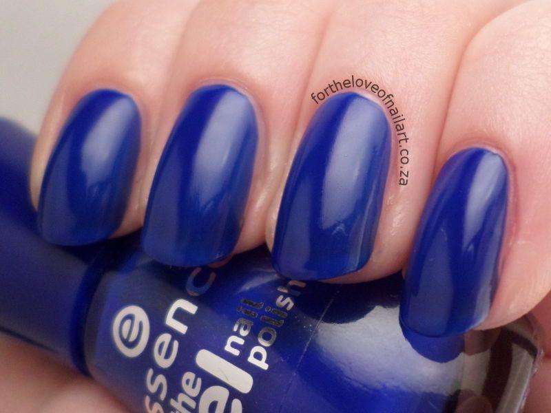 Essence - Electriiiiiic (the gel polish)