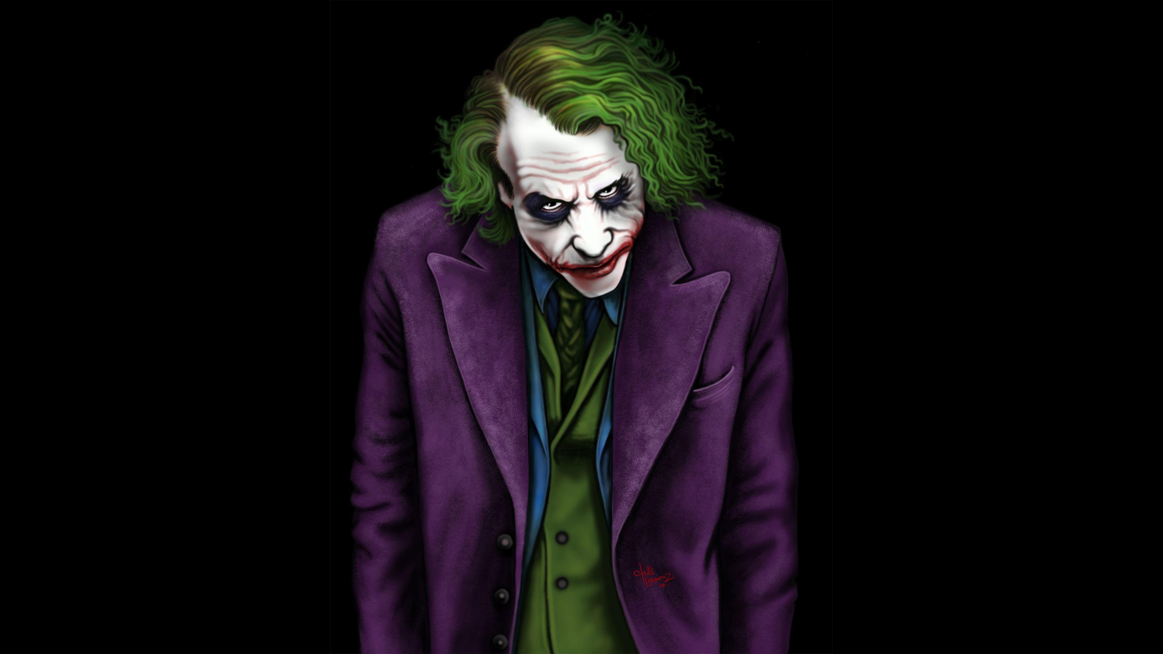 Fondos De Pantalla Hd 4k Joker