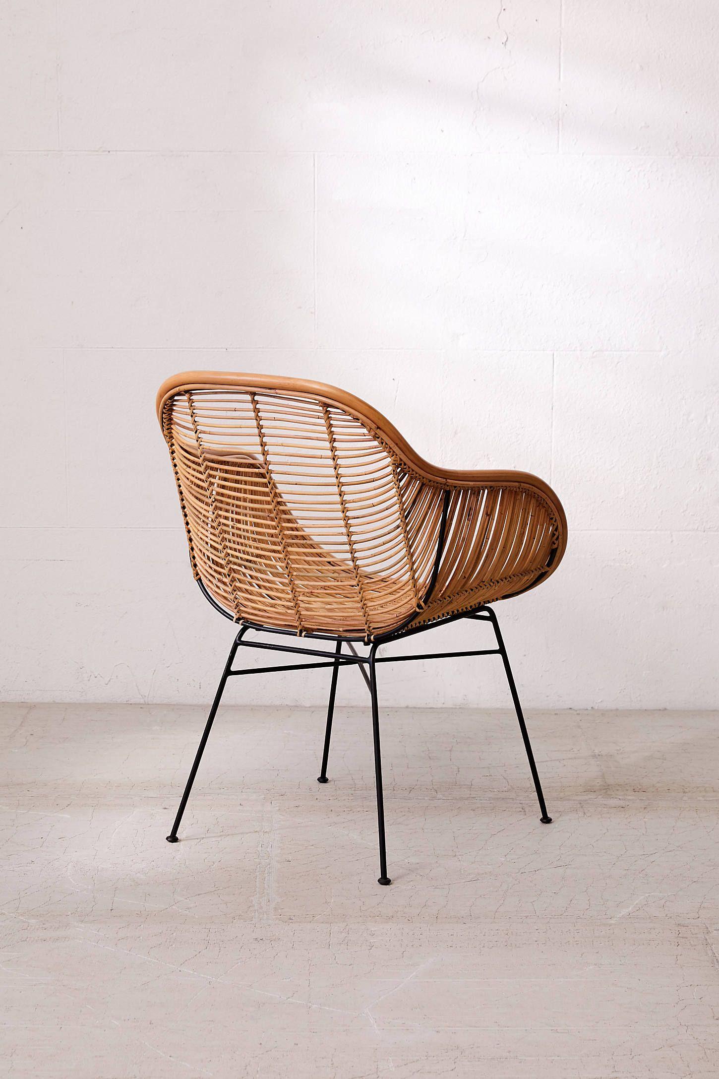 Lillian Rattan Chair Wicker Chairs Chair