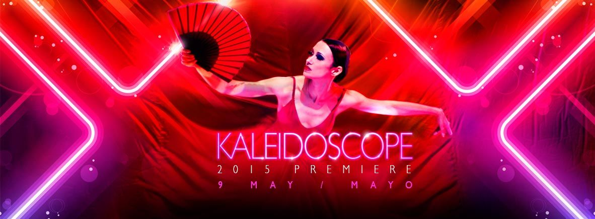 """Kaleidosocope"" Son Amar's 2015 show, premieres on 9th MAy 2015"