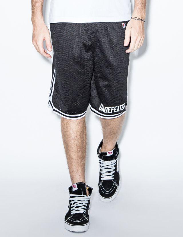 Black Blazer Shorts