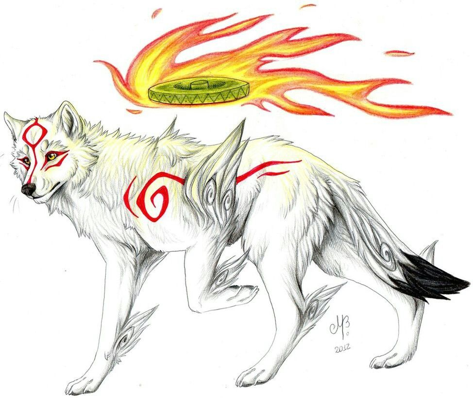 18+ Okami wolf ideas in 2021