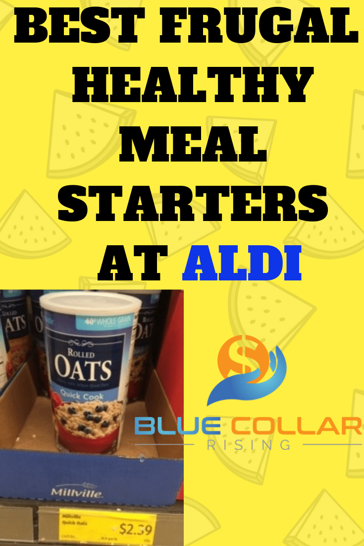 Frugal Ways To Build Healthy Meals at ALDI in 2020