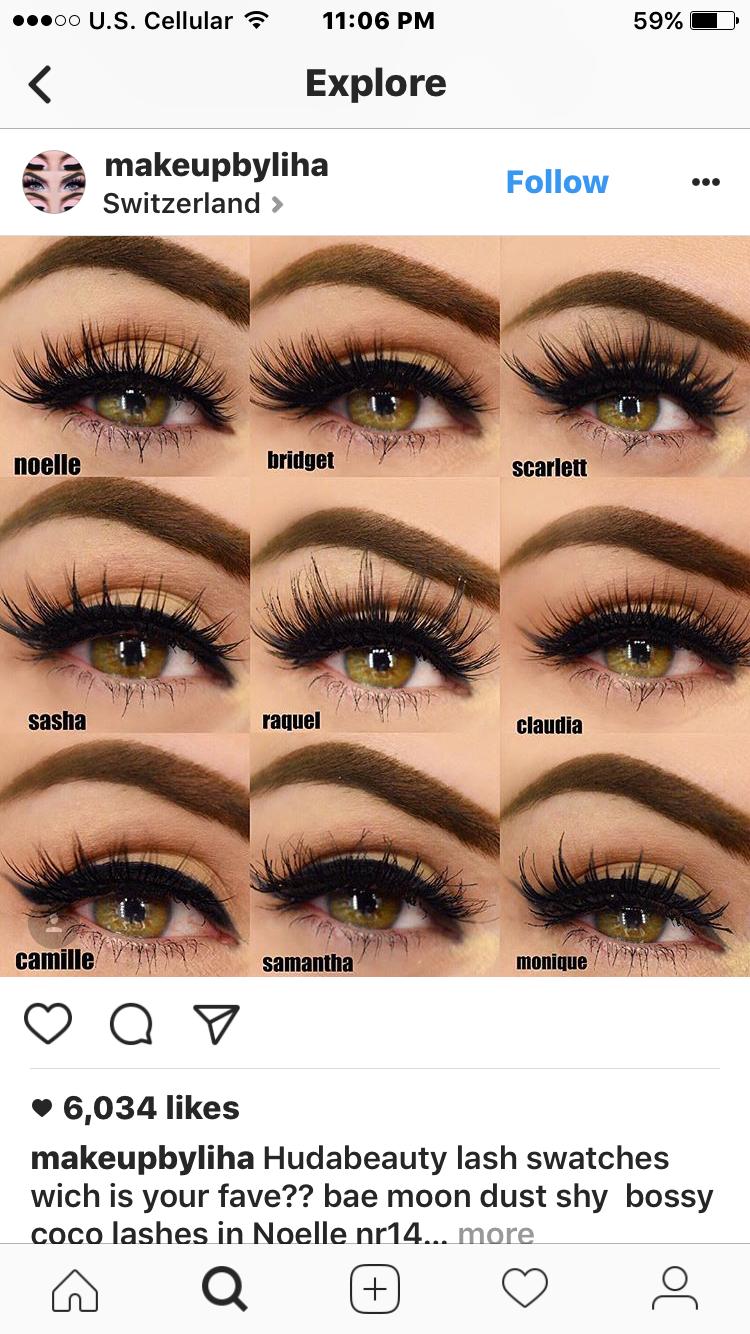 b8e96085d85 Follow @EssenceAQ ❤❤❤ for more great content! | Makeup | Lashes ...