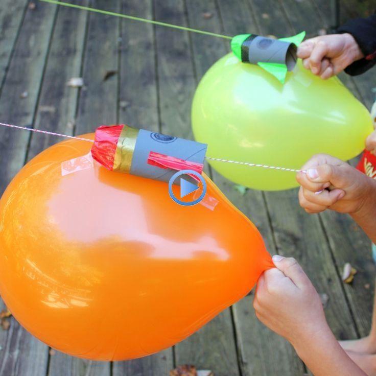 Experimente für Kinder ein Sommer voller Spaß und Wissen #summerfunideasforkids -... #spielep...