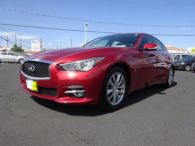Hot Deal Of The Day 2014 Infiniti Q50 Premium Cars For Sale Hertz Car Sales Used Cars