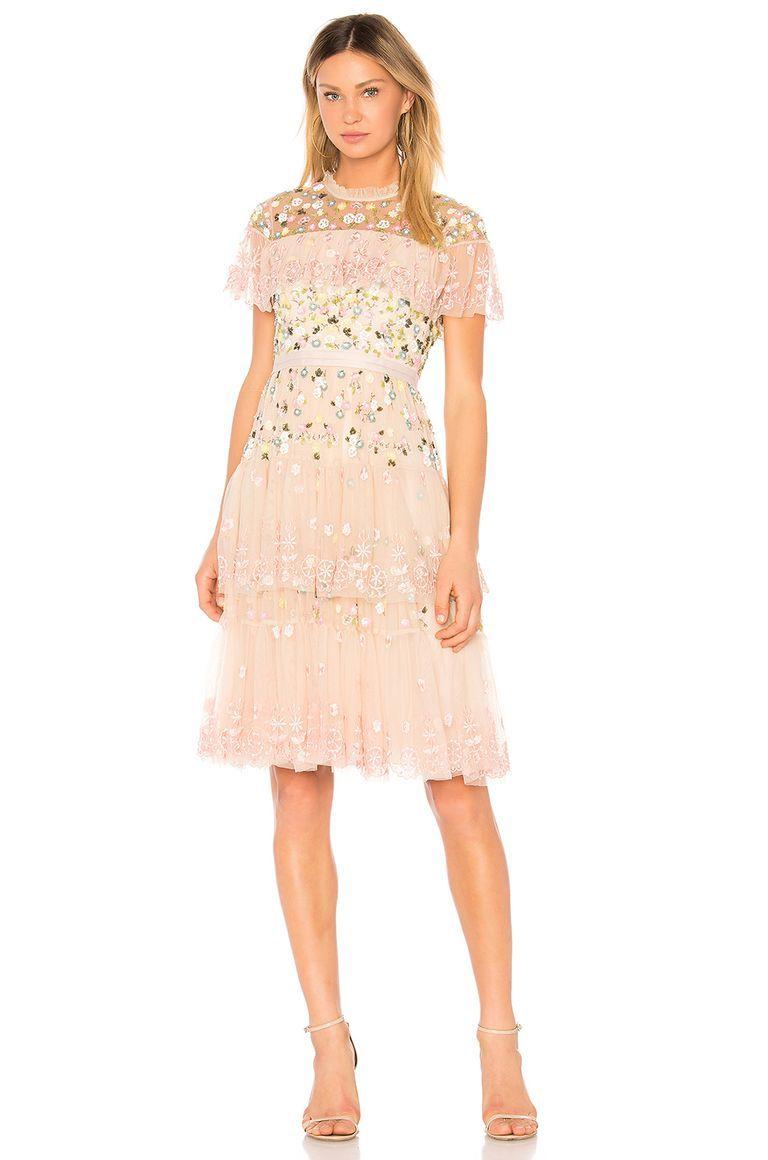 20 Gorgeous Wedding Guest Dresses Beaded Dress Short Beaded Cocktail Dress Spring Wedding Guest Dress