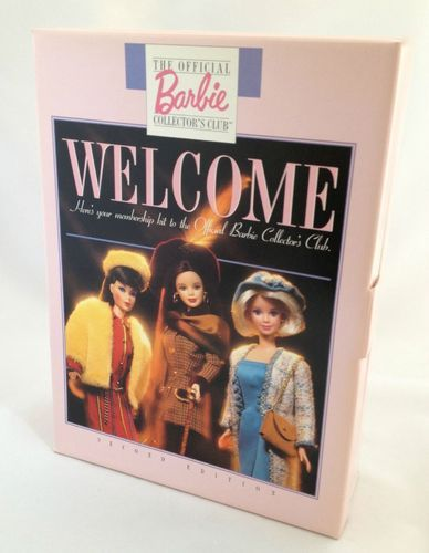 Barbie Collector's Club Kit and Gallery Opening Collection