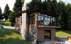 Cabin House Plans With Garage With Modern Cabin With Shed Roof And Wooden House Designs In Kenya And Cabin Floor Plans 2 Bedroom Also Patio Design With Pavers