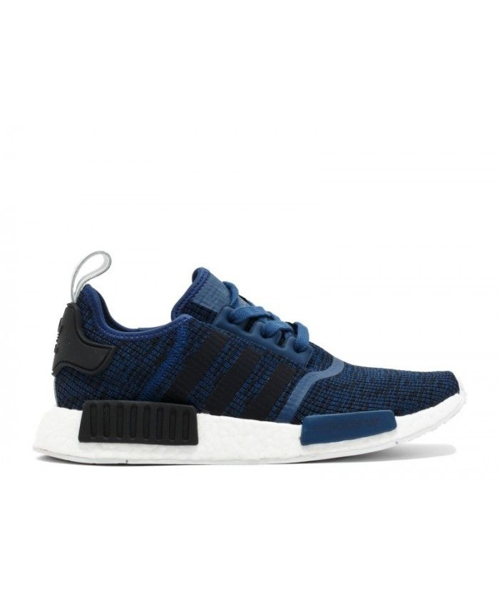 Chaussure Adidas NMD R1 Mystique Bleu BY2775 | Adidas nmd r1