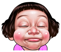 Best Funny Face  Koleksi wajah-wajah lucu - Stiker LINE | LINE STORE 5