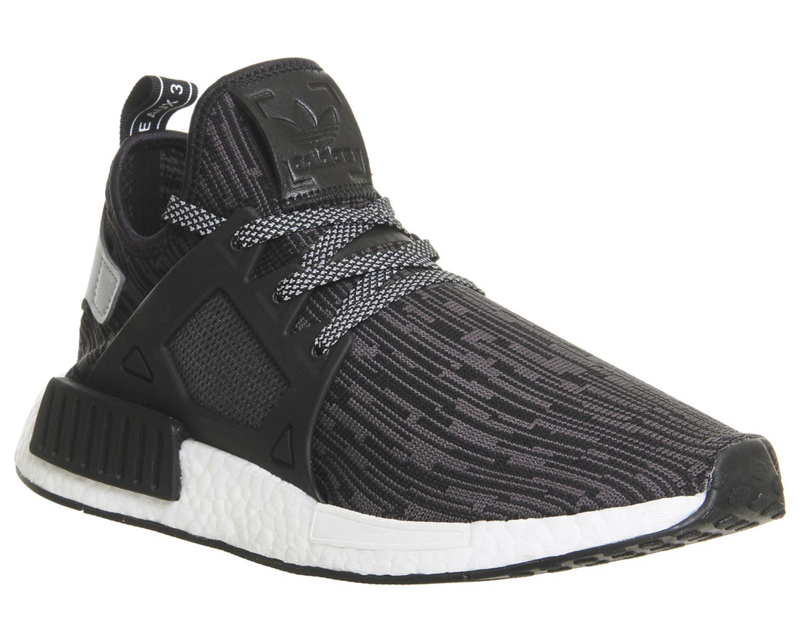 adidas nmd xr1 black and grey