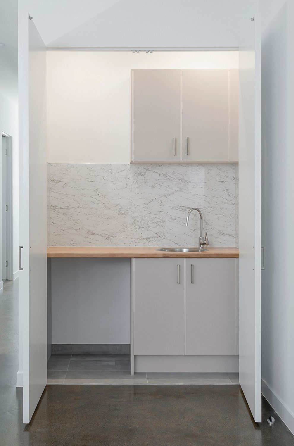 Stuck For Space A Built In Laundry Might Be Exactly What You Need A Great Solution For Apartments Or Townhous Diy Laundry Laundry Design Laundry Room Remodel