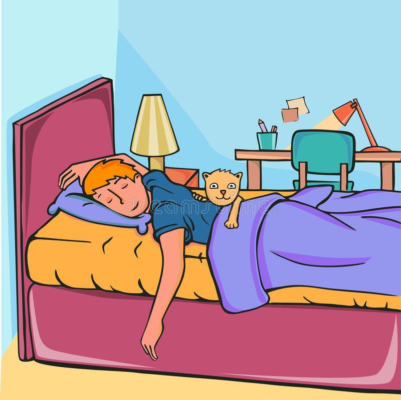 Sleeping Boy Cartoon Character Boy Sleeping Vector Sponsored Advertisement Ad Boy Vector Sleeping Sleeping Sleeping Boy Cartoon Images Cartoon