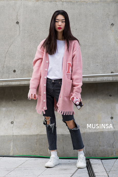 #MUSINSA #Kmodel style 2018 s/s HERA Seoul fashion week | Korean Fashion | Pinterest | Seoul ...
