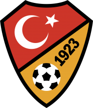 Turkey Football Association Logo Png Transparent Turkey Football Association Logo Png Image With Transparent Background Png Free Png Images In 2020 Association Logo Turkey Football Logos