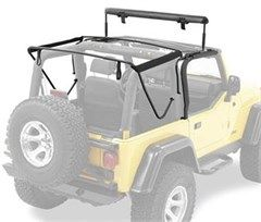 Bestop Jeep Wrangler Oe Style Replacement Bows Frames J120155 97 06 Jeep Wrangler Tj Jeep Wrangler Tj Soft Tops Jeep