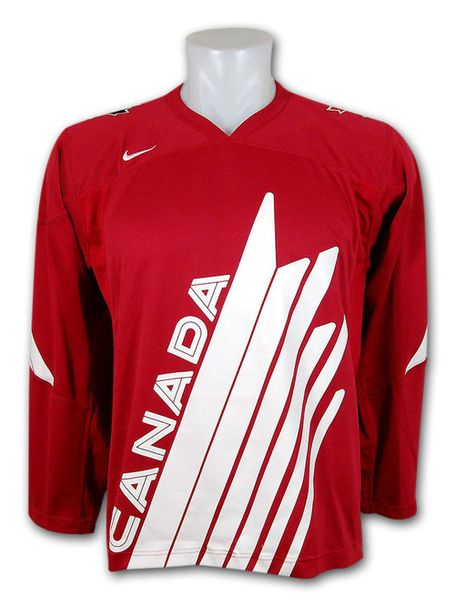 World Juniors Team Canada Jersey 2010 Threads Hockey Adidas Jacket