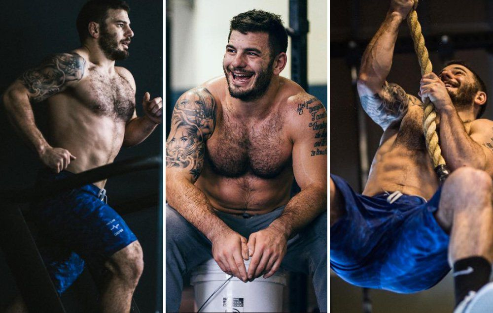 How Mat Fraser Plans To Outdo Himself At This Year S Crossfit Games Fraser Crossfit Mat Fraser Crossfit