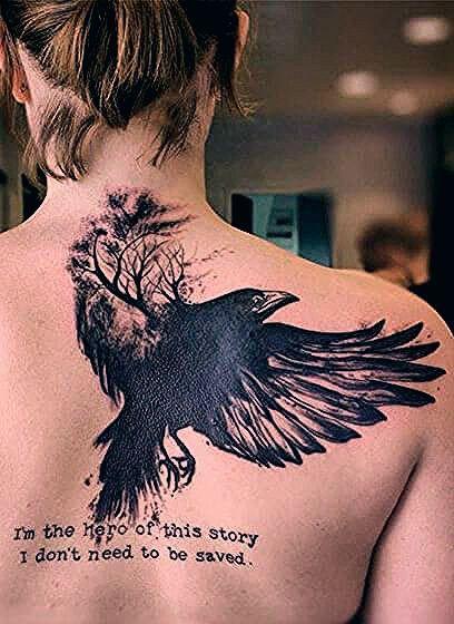 Photo of 50 Vogel Tattoos für Frauen – Tattoo Motive