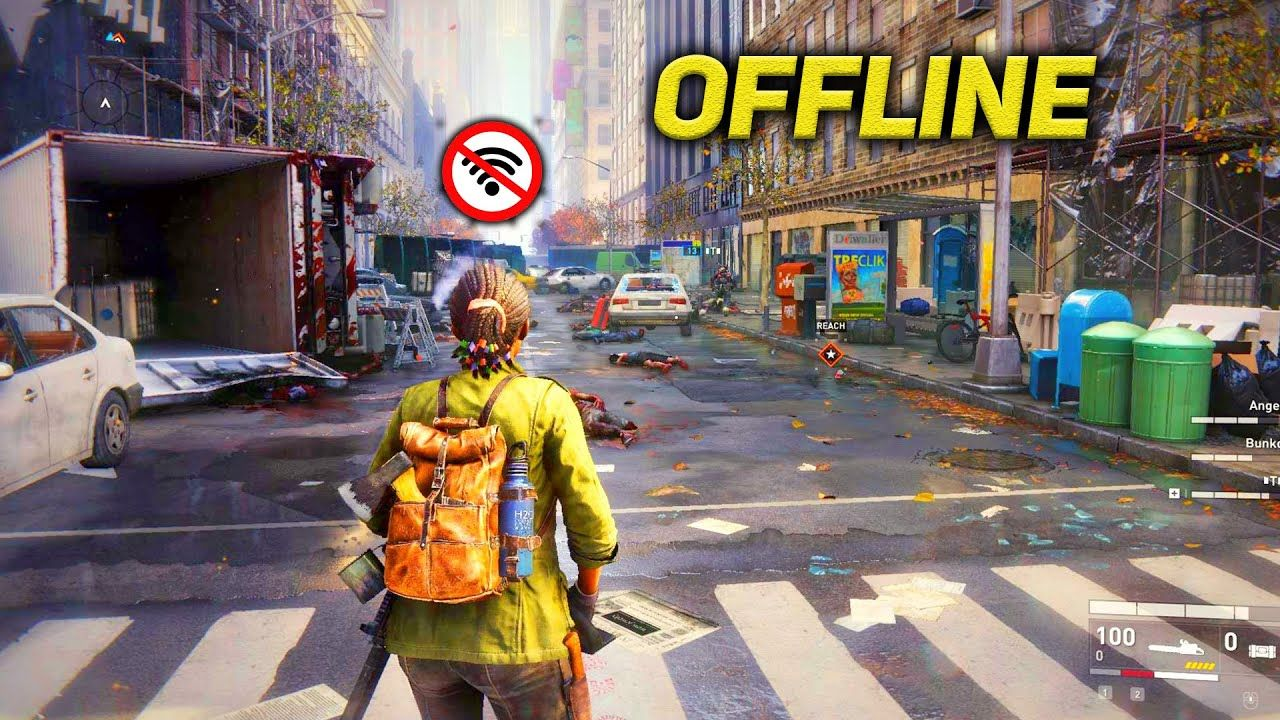 Top 10 OFFLINE Games For Android & iOS 2019 in 2020 (With