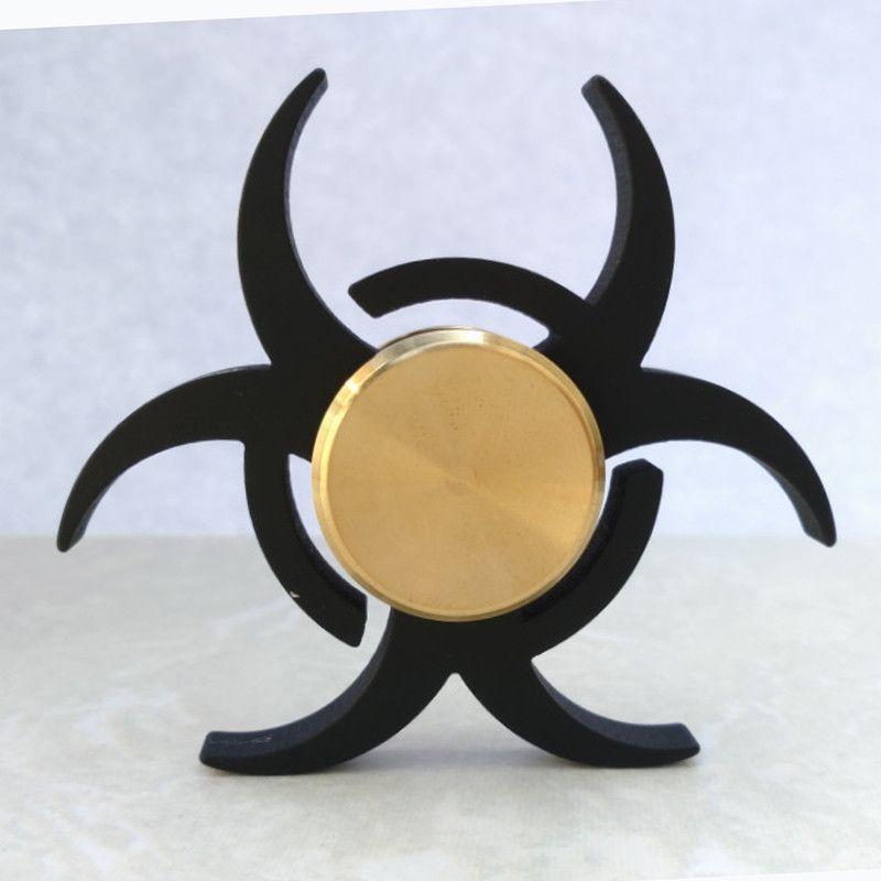 Devilish Design EDC Metal Fid Spinner