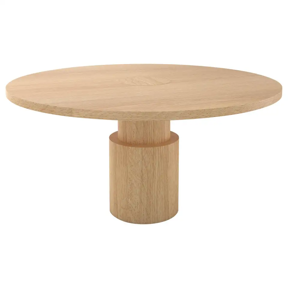 Contemporary 100 Dining Table In Oak By Orphan Work 2019 In 2020