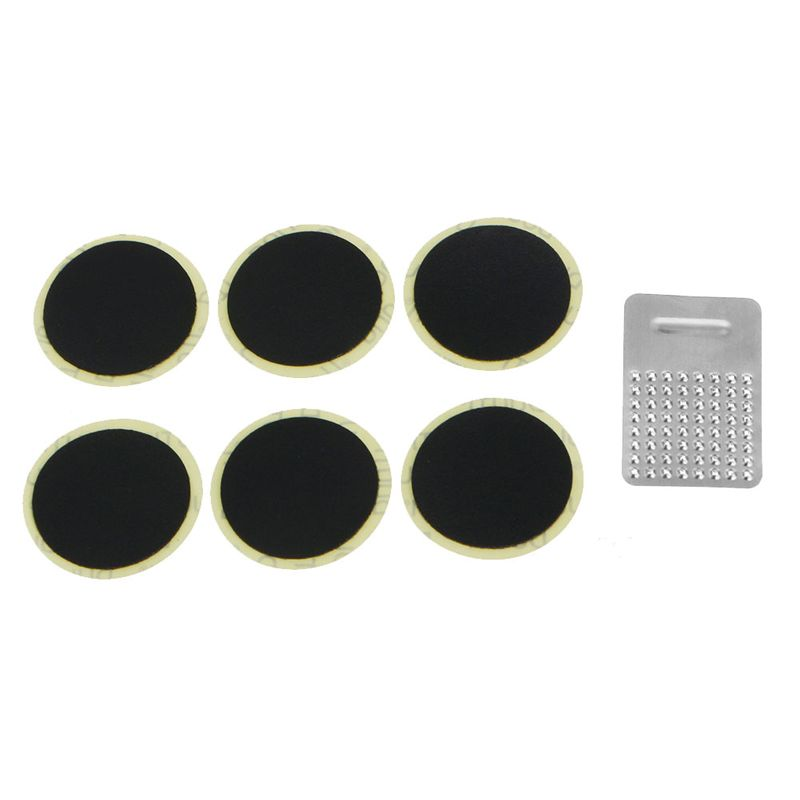1set Bike Bicycle Repair Fix Kit Flat Rubber Tire Tyre Tube Patch