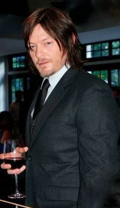 There ain't nothing in the whole wide wolrd that is more perfect than Norman Mark Reedus!