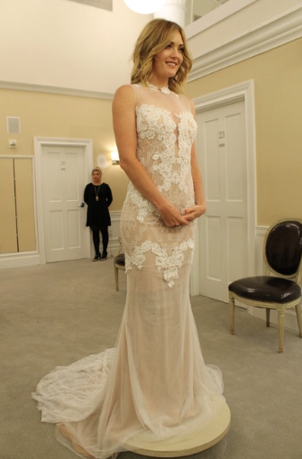 Beautiful Lace Wedding Dresses Form-Fitting
