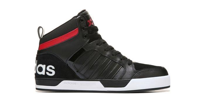 Adidas neo c31r1868 Raleigh 9tis high top zapatillas hombres c31r1868 neo (negro / rojo 43a904