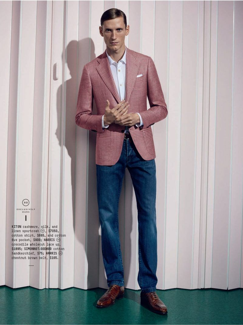 Suit Yourself Barneys Highlights Sartorial Smarts Suits