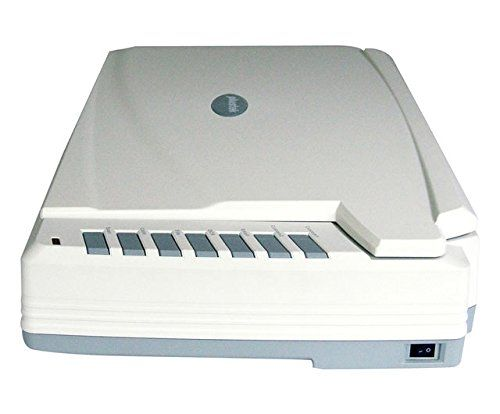 Plustek Opticpro A320 12 X17 Large Format 1600dpi Flatbed Scanner 48 Bit Color 24 Bit Grayscale Office Products Item Catalog Promotions And Offers