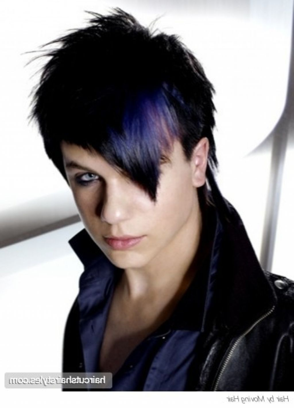 emo boy with purple hair | hairstyles | pinterest | emo boys