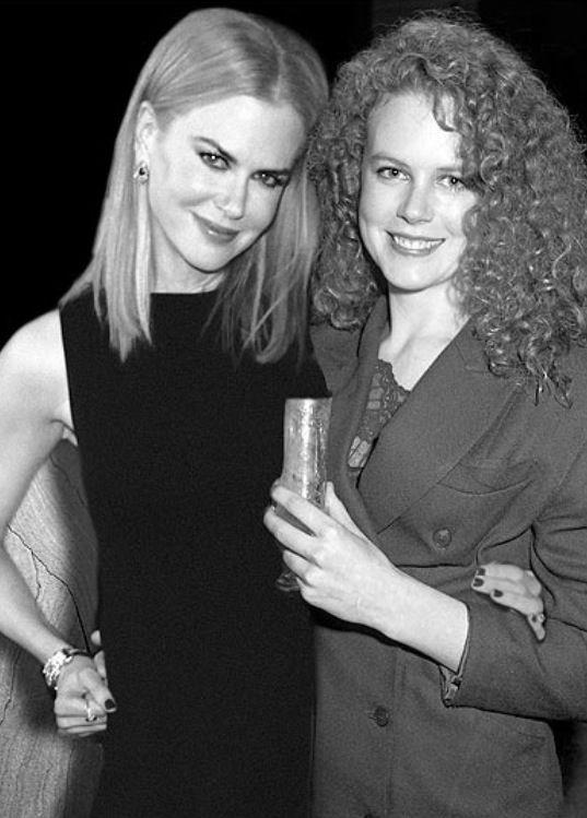 Nicole Kidman 2013 and 1988