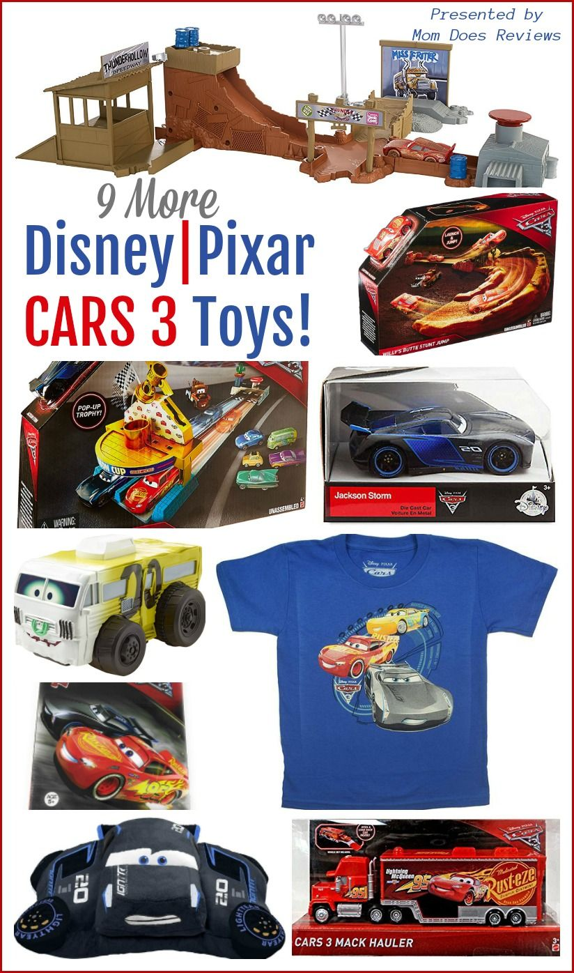 More Disney Pixar Cars 3 Toys Games And Gear Cars3event Disney