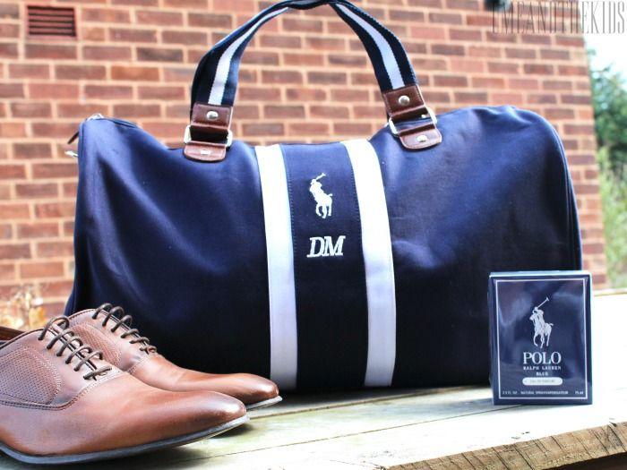 3a36949051 Celebrate with the New Ralph Lauren Polo Blue Eau De Parfum - Ralph Lauren  Weekend Bag