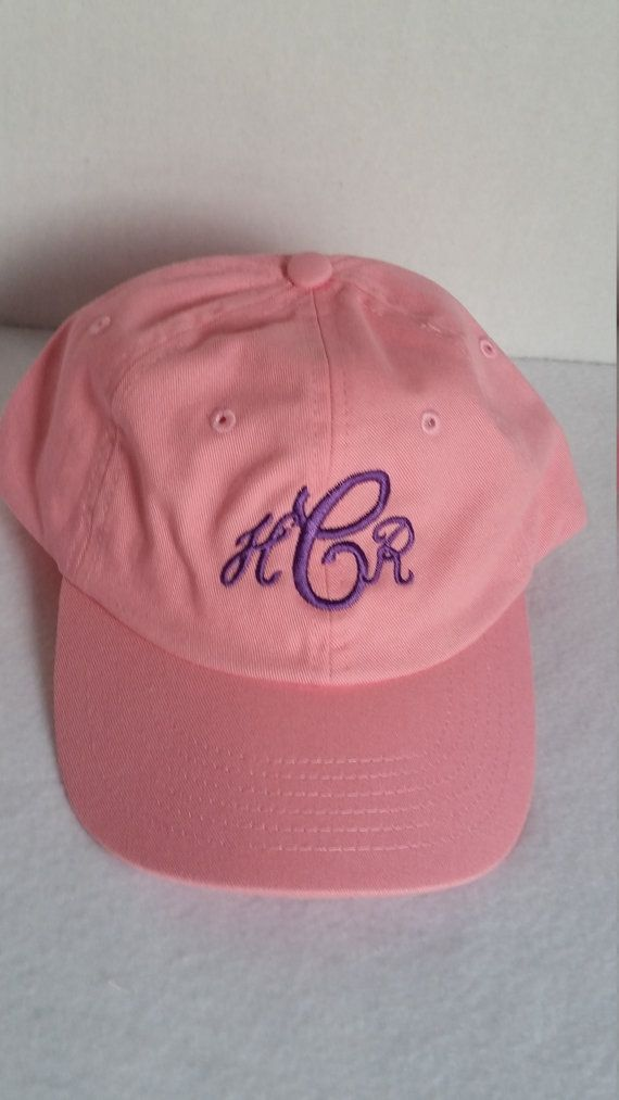 08a4bbe838c Personalized Youth Baseball Cap Hat by starcrossedlullabyes Girl Baseball  Cap