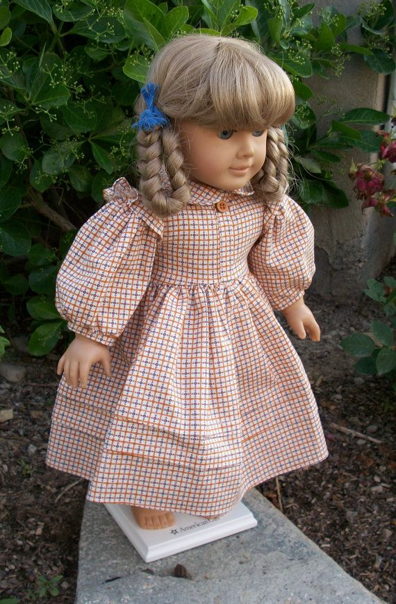 American Girl Prairie Dress by RuthielovestoSew on Etsy, $42.00