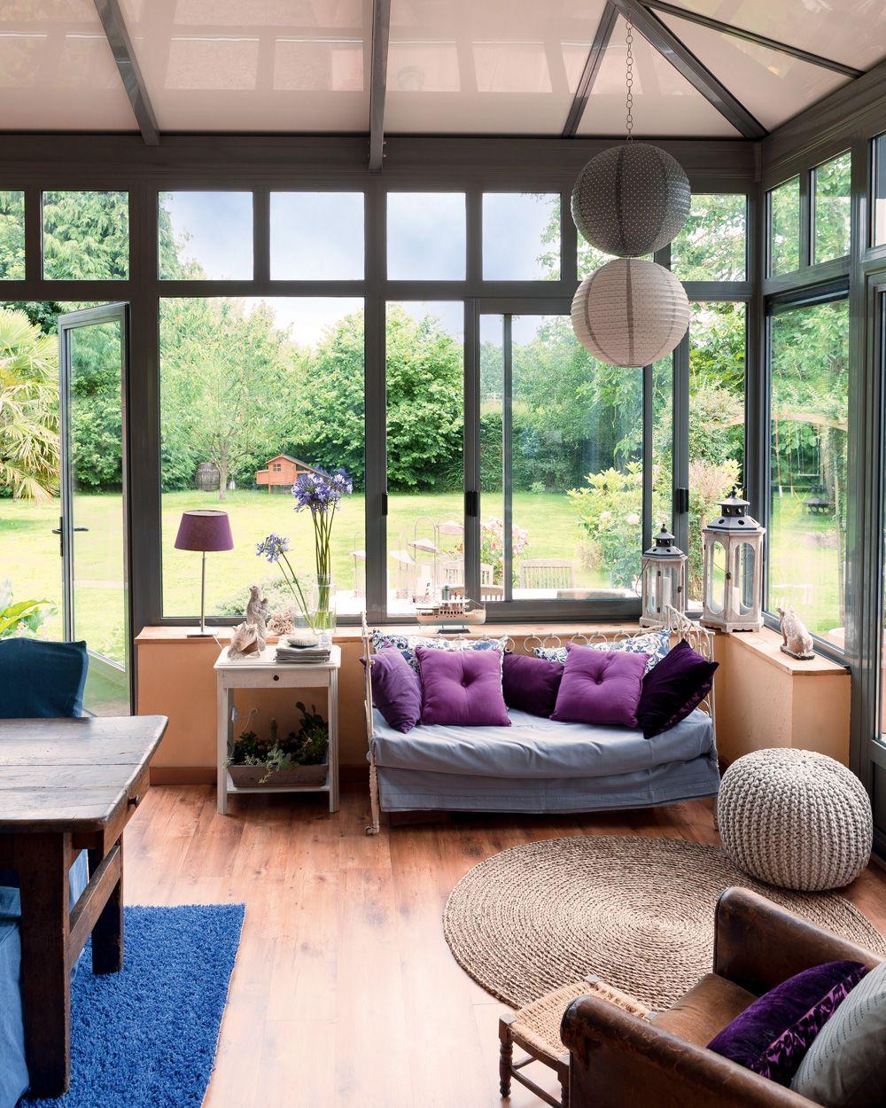 Une pièce en plus dans votre maison avec une véranda