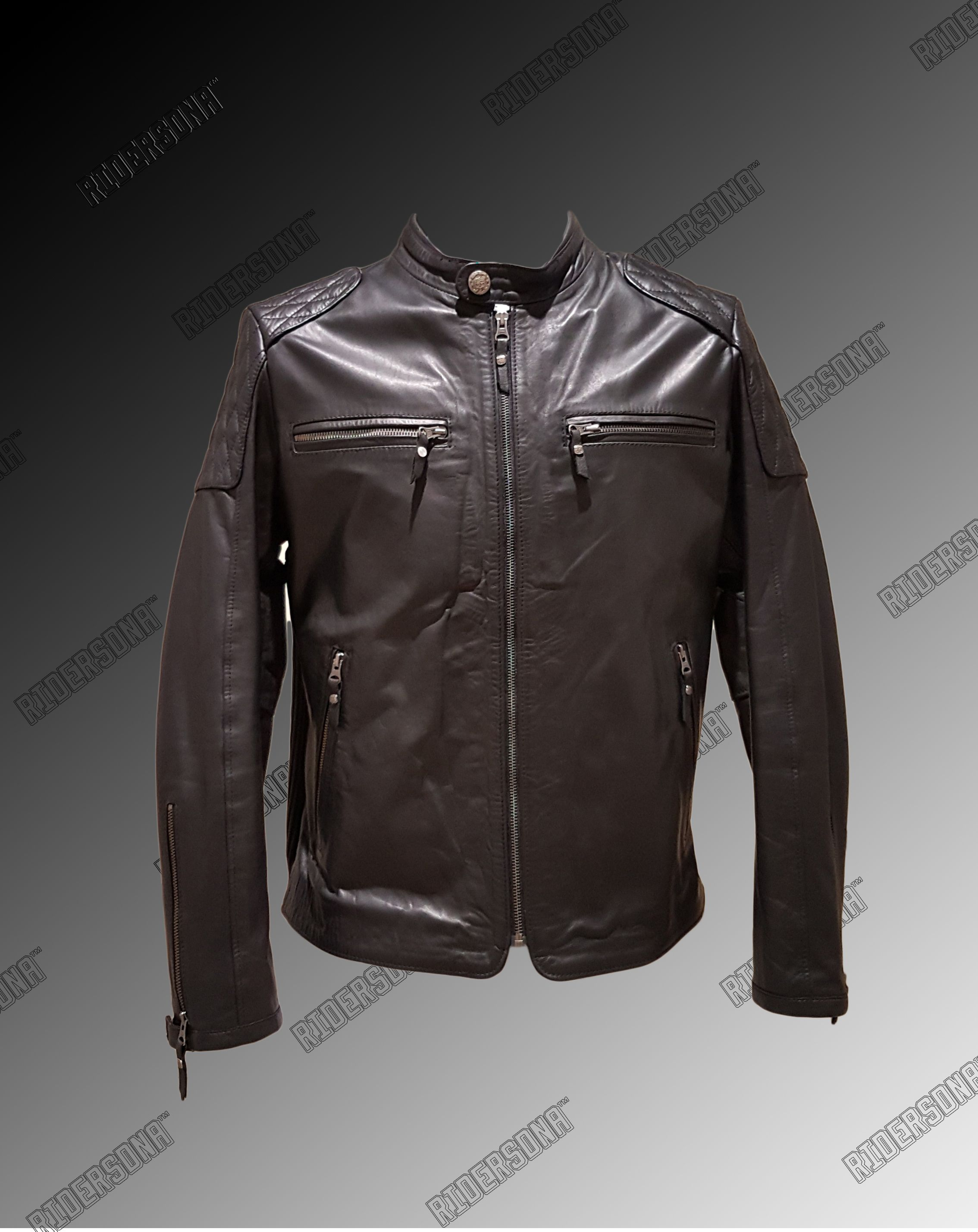 For Extreme Bikers Cowhide Genuine Leather Jackets From Turkey Dm Us For More Information Or Go To Www Ridersdna Com F Leather Jacket Riders Jacket Fashion [ 2857 x 2268 Pixel ]