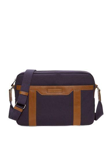 TOMMY HILFIGER Tommy HilfigerDavid Messenger Bag. #tommyhilfiger #bags #shoulder bags #leather #cotton #