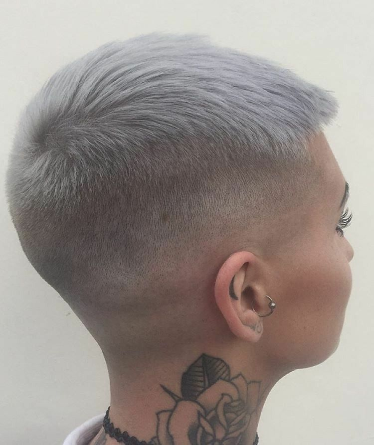 Cool Short hair styles: Photo