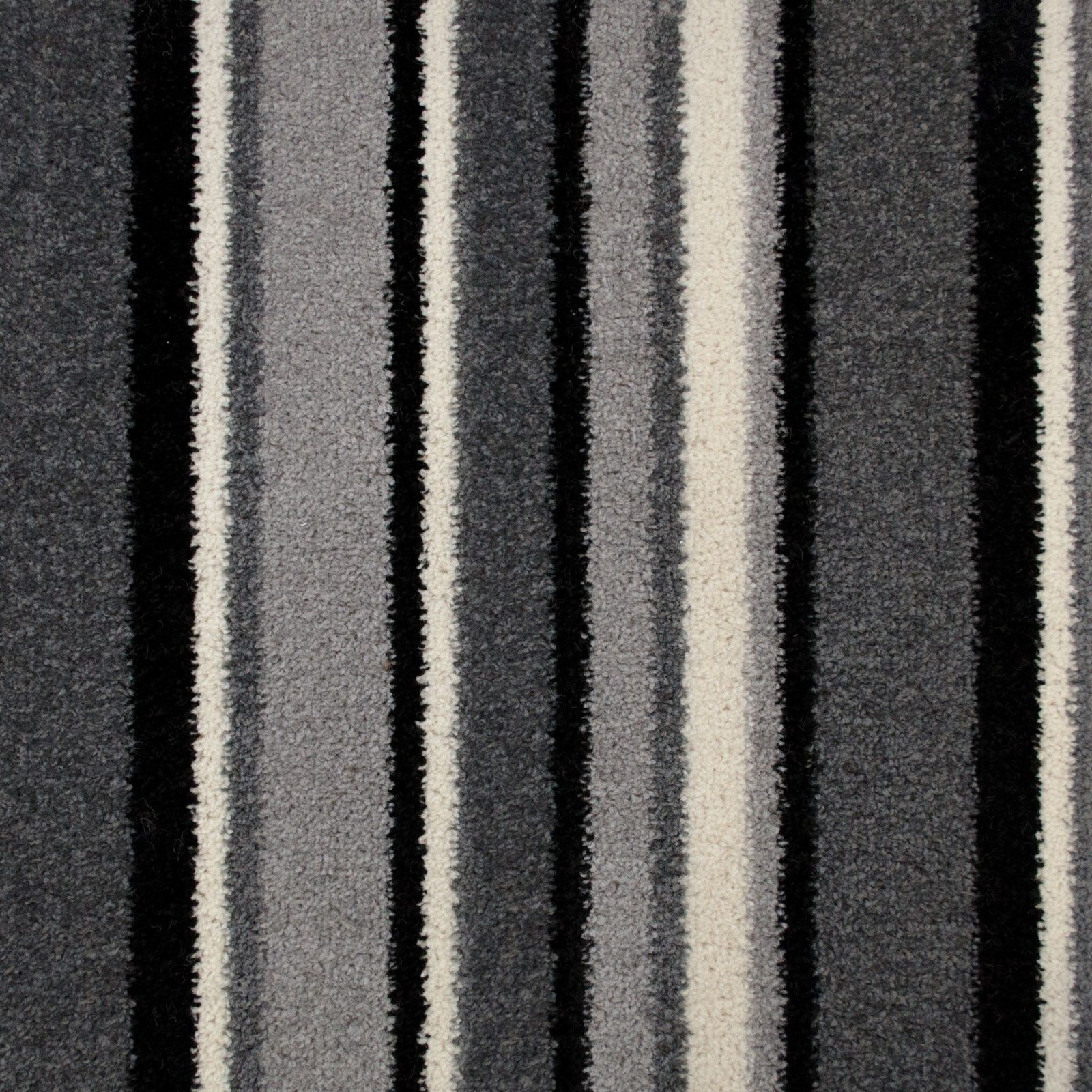 Grey 950 Pop Art Striped Carpet Mum And Dads Stairs