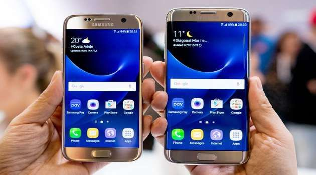 Did You know Samsung Galaxy S7 Edge Tips,Tricks and Hacks